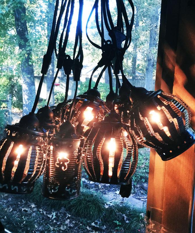 21′ Stringlights – $105