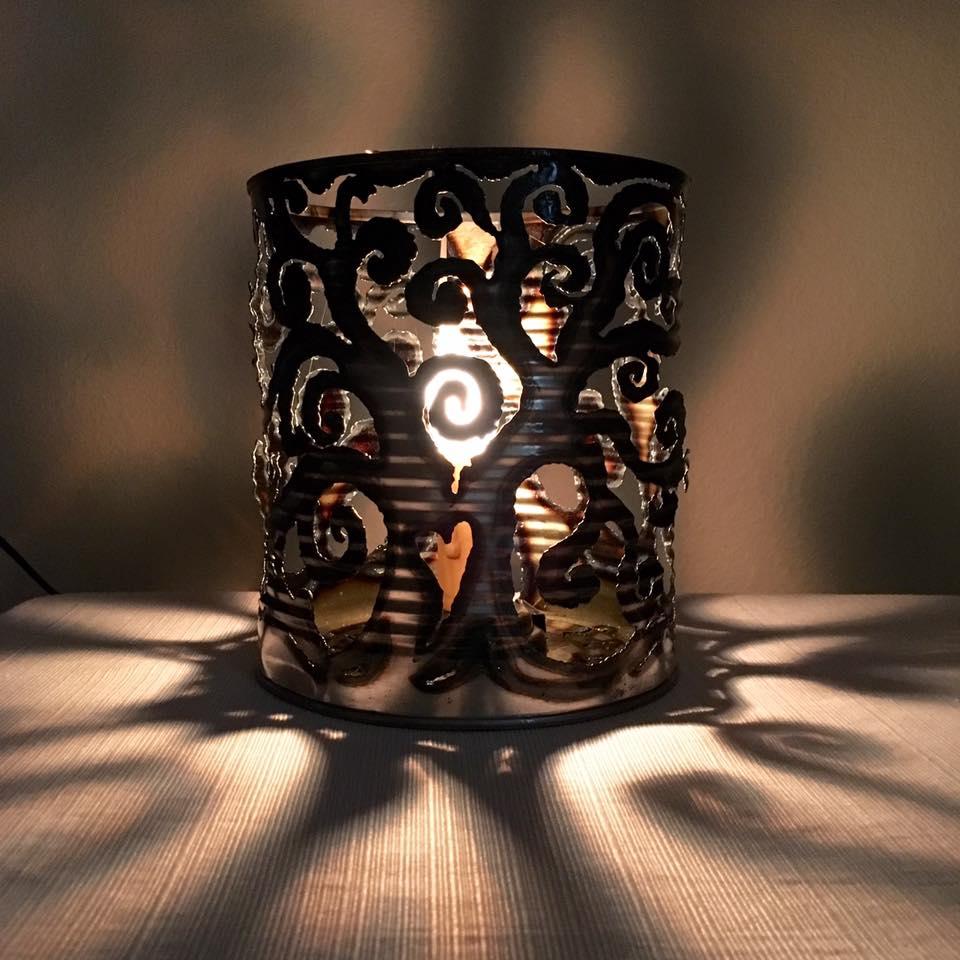 Tree Love Lantern – $35