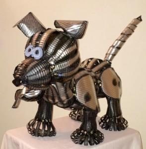 Custom Large Pup