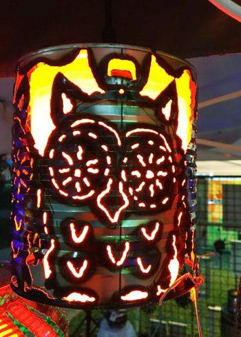 Owl Poly Shade – $50