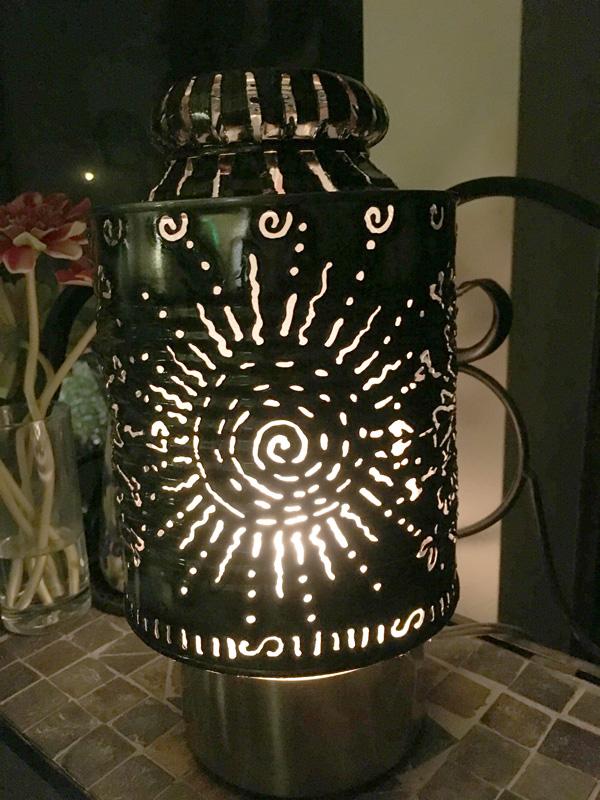 Sunburst Lantern – $35