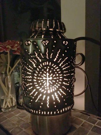 Cross Lantern – $35