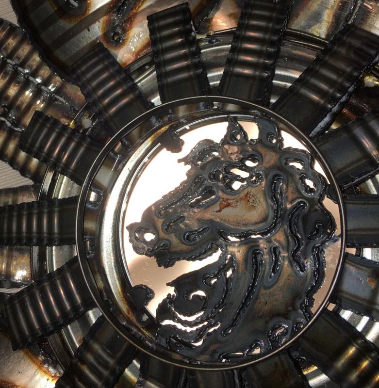 Horse Mirror – $95
