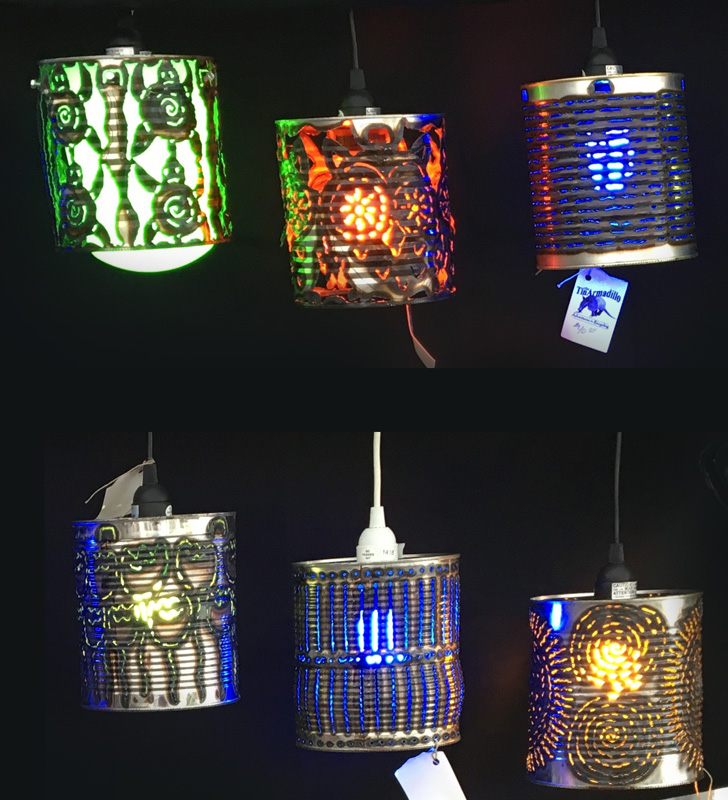 Various Pendant Lamps – $55 each