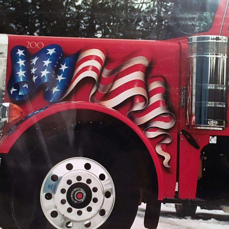 Truck Fender