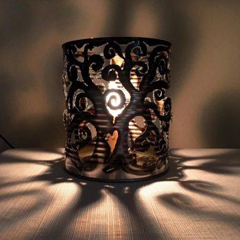 Tree Love Lantern – $45