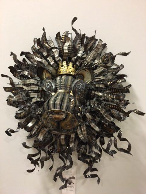 Wall decor Trophy heads