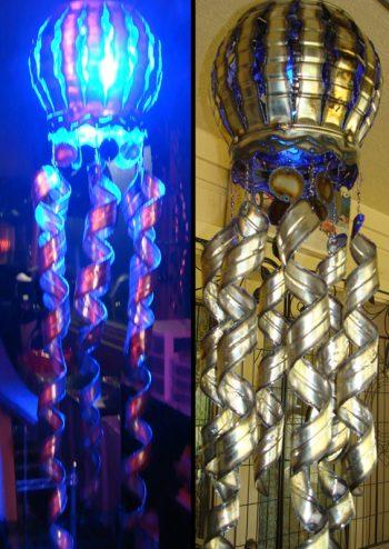 Jellyfish Lamp – $95