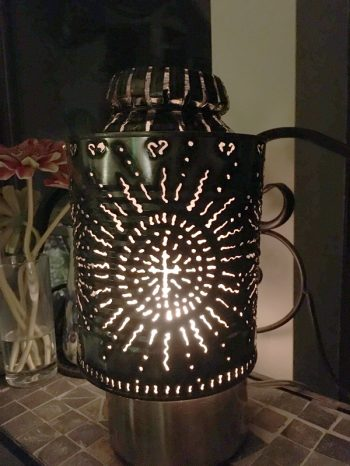 Cross Lantern – $45